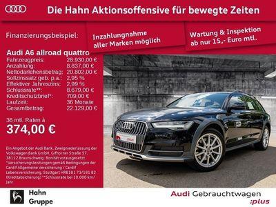 gebraucht Audi A6 Allroad quattro 3.0TDI EU6 qu. Tip LED Navi Standh AHK