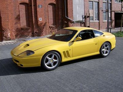 gebraucht Ferrari 550 Fiorano, M. Schumacher Edition