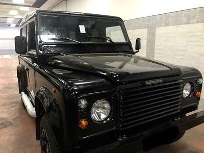gebraucht Land Rover Defender 90 Benzin + LPG