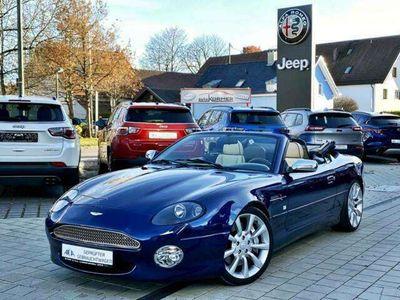 gebraucht Aston Martin DB7 Vantage Stratstone einer von 5 Tausch/Inz