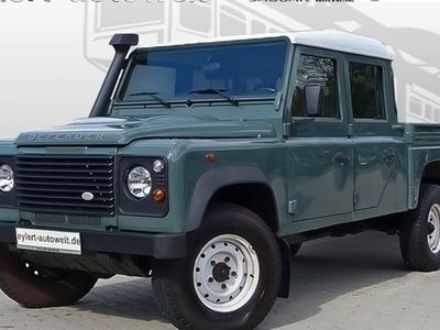 gebraucht Land Rover Defender 130 Crew Cab AHK Servo ABS