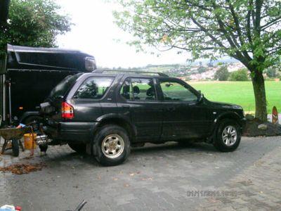 gebraucht Opel Frontera B 2,2 DTH