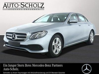 gebraucht Mercedes E200 +AVANTGARDE+LED+KAMERA+NAVI+PARKPILOT+SHZ+