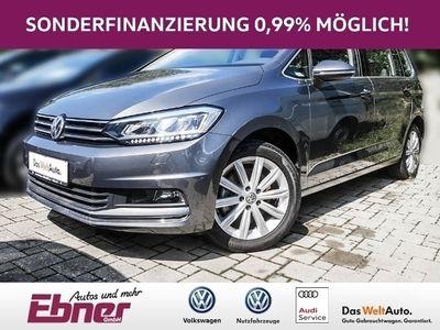 gebraucht VW Touran HIGHLINE 2.0TDI 190PS 7-SITZER,LED,17ZOLL