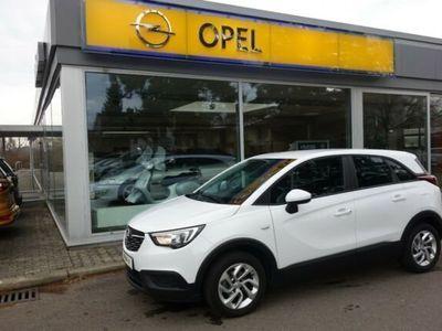 gebraucht Opel Crossland X Edition, PDC, Tempomat, Klima, HSA