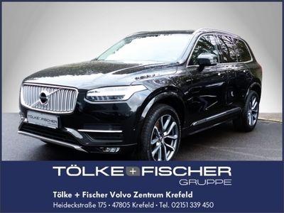 gebraucht Volvo XC90 Inscription AWD D5 AHK IntelliSafe Business-Paket uvm. 1