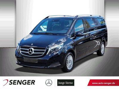 używany Mercedes V250 V 2504M Avantgarde Extral., Led, Navi, Kamera