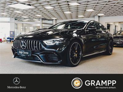 gebraucht Mercedes S63 AMG Mercedes-AMG GT4M+ NP 190
