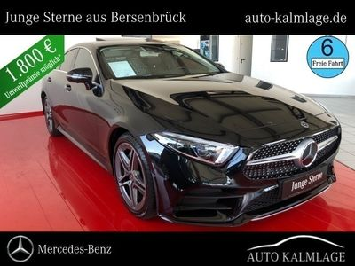 gebraucht Mercedes CLS400 d 4M AMG-Line Drive-Pilot+SHD+Widescreen AMG Line