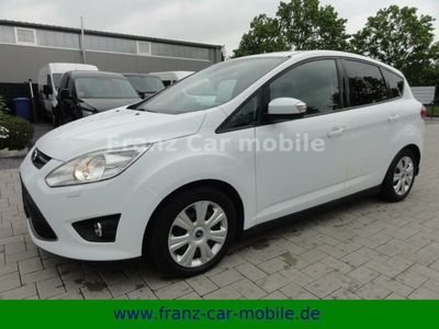 käytetty Ford C-MAX Trend 1,6 TDCi/Klima/Standheizung/LKW