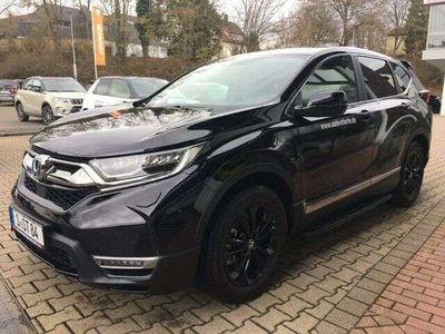 gebraucht Honda CR-V Sport Line HYBRID2.0 i-MMD 2WD eCVT als SUV/Geländewagen/Pickup in Stuttgart