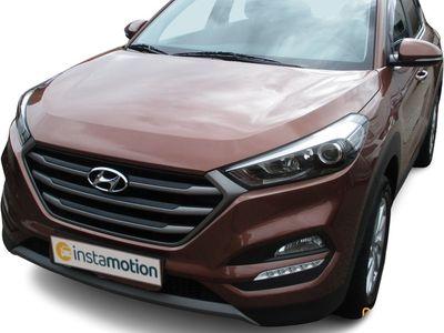 gebraucht Hyundai Tucson Tucson1.6 Trend 2WD Klimaautomatik