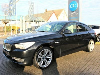 gebraucht BMW 535 Gran Turismo d xDrive Navi TV Klima Pano Leder APP HuD