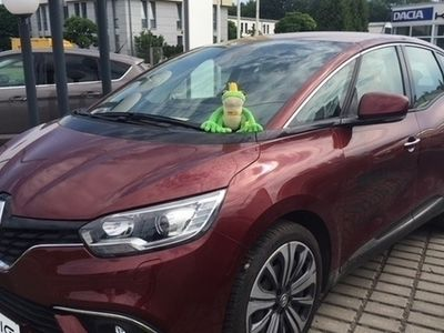 gebraucht Renault Scénic BUSINESS Edition dCi 110 EDC AUTOMATIK