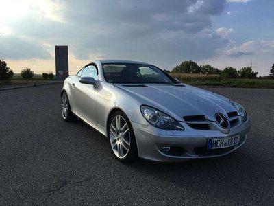 gebraucht Mercedes SLK350 7G-TRONIC