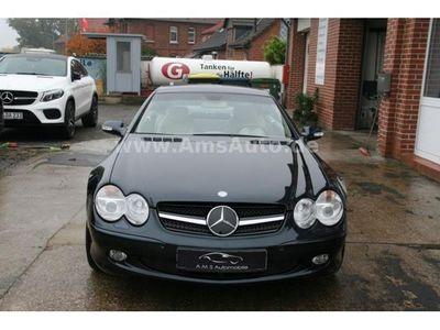 gebraucht Mercedes SL350 Automatik Leder Navi Xenon