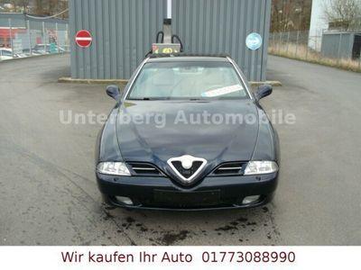 gebraucht Alfa Romeo 166 Alfa3.0 V6 24V Sportr. Distinctive