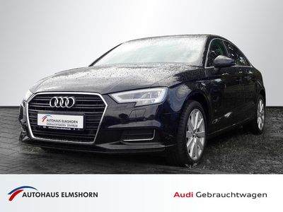 gebraucht Audi A3 Limousine Design 1.6 TDI STANDHZ W-LAN EU6