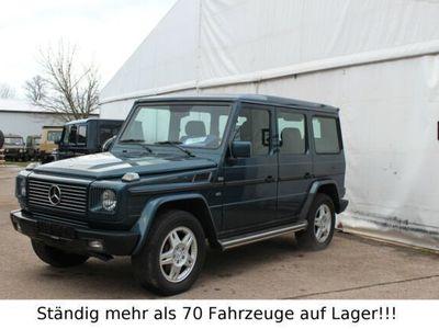 gebraucht Mercedes G500 lang GUTER ZUSTAND KEIN ROST!!!