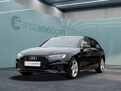 gebraucht Audi A4 A4Avant 40 TDI Q 2x S Line LED 2xAssist Alcantara Kamera