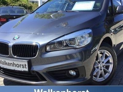 gebraucht BMW 220 Active Tourer i Navi LED Sitzheizung Tempomat