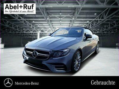 gebraucht Mercedes E53 AMG AMG 4M.+ Cabrio-AMG-Distronic-ILS-Airscarf