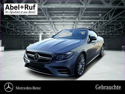 used Mercedes E53 AMG AMG 4M.+ Cabrio-AMG-Distronic-ILS-Airscarf