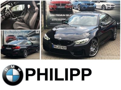 gebraucht BMW M4 Coupé Competition h&k AdapFahrw Kamera LED