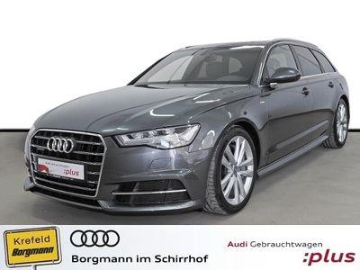 gebraucht Audi A6 Avant 3.0 TDI quattro tiptronic S line + Exterieur, LED KLIMA NAVI ALU