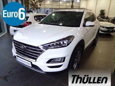 gebraucht Hyundai Tucson Style MildHybrid 4WD, Navi, Alu, Kamera