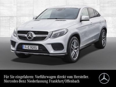 gebraucht Mercedes GLE350 d CP AMG FahrassiP LED ILS Comand Kamera