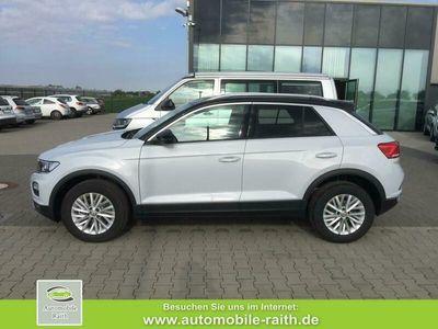 "gebraucht VW T-Roc ""Style"" (2) 2.0 TDI 115PS inkl. DACHREL..."