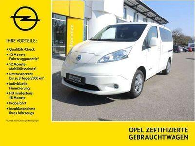 gebraucht Nissan e-NV200 Evalia Tekna Inkl. Batterie // 7 Sitzer