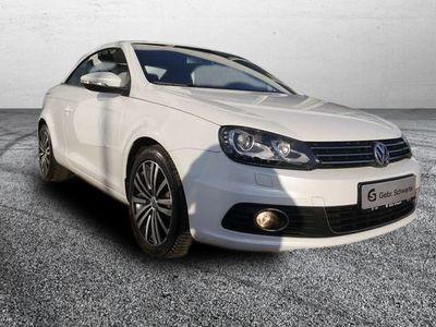gebraucht VW Eos 2.0 TDI DSG Sport & Style Xenon Navi Shzg