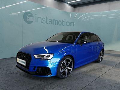 gebraucht Audi RS3 Sportback RS32.5TFSI 400PS QUATTRO ACC.5J-G.SPO