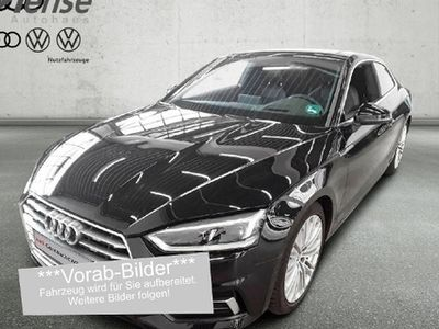 gebraucht Audi A5 Coupé 45 TFSI Sport S tronic LED NaviPlus HUD
