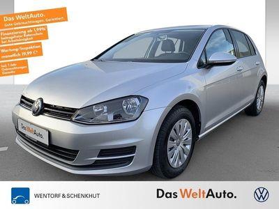gebraucht VW Golf VII 1.6 TDI Bluetooth 8-fach bereift