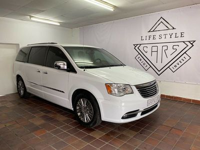 gebraucht Chrysler Grand Voyager Town&Country LIMITED