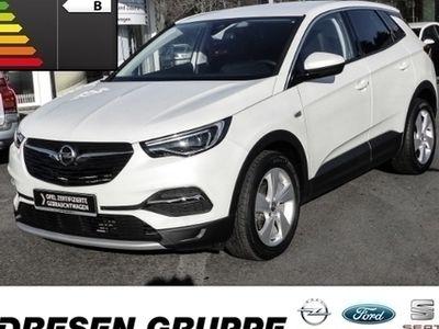 gebraucht Opel Grandland X INNOVATION LED Navi Keyless Parklenkassistent Rückfahrkam.