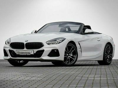 gebraucht BMW Z4 Roadster 2.0i M Sport Navi LED DAB SHZ