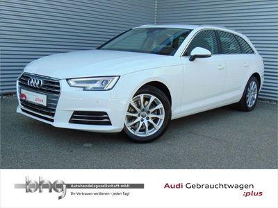 gebraucht Audi A4 Avant Sport 1.4 TFSI S tronic Navi LED GRA