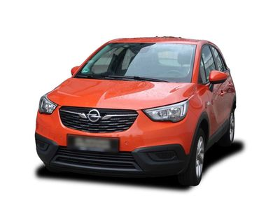 gebraucht Opel Crossland X AZV SHZ PDC