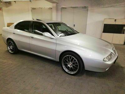 gebraucht Alfa Romeo 166 Vollausstattung