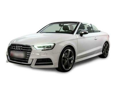 gebraucht Audi S3 Cabriolet 2.0 TFSI quattro. B&O. Navi. Kopfraumhz.