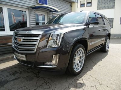 gebraucht Cadillac Escalade 6.2-LPG-4x4-Platinum-EU Mod.-Navi-