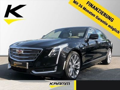 gebraucht Cadillac CT6 Platinum AWD 3.0 V6 Turbo Leder LED Navi Key