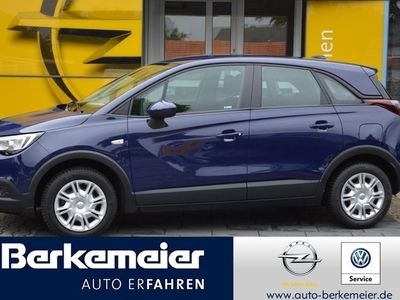 gebraucht Opel Crossland X Edition Klima Ilink Allwetterreifen