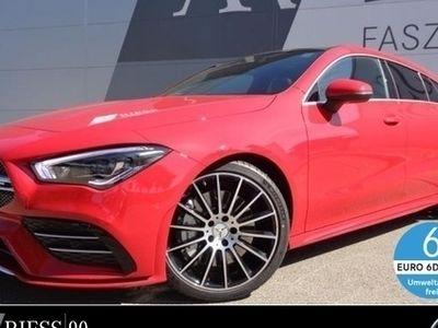gebraucht Mercedes CLA35 AMG 4MATIC Shooting Brake Pano*Navi*MBUX*