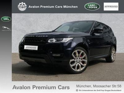 gebraucht Land Rover Range Rover Sport SDV8 HSE Dynamic