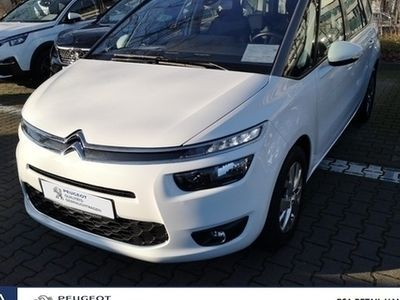 gebraucht Citroën Grand C4 Picasso BlueHDi 120 EAT6 SELECTION *Navi,PDC*